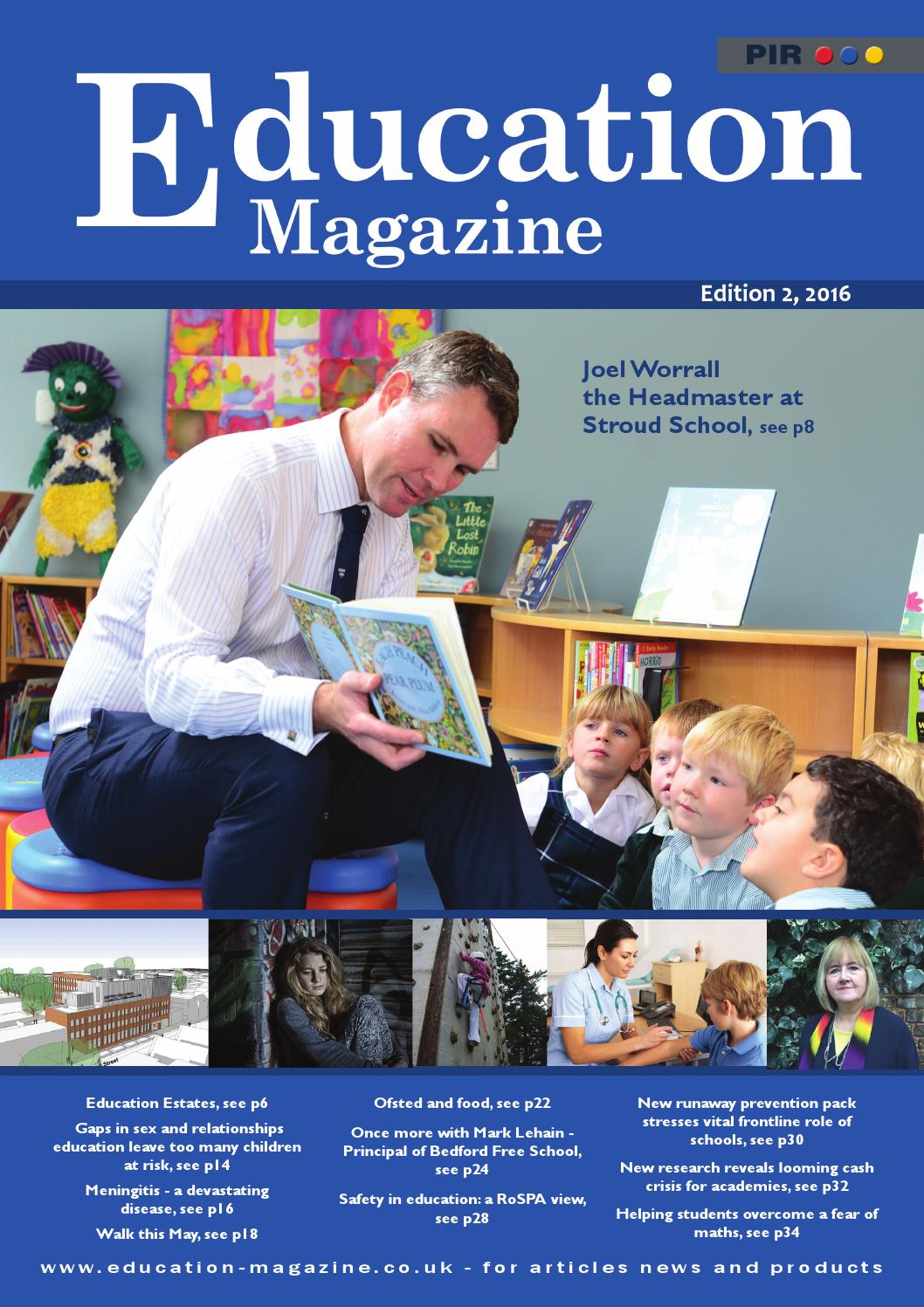 education magazines